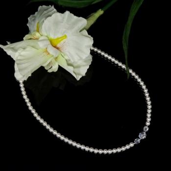 Naszyjnik perłowy model: 0117