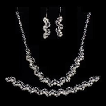 Komplet biżuterii model: 0156