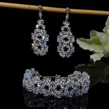 Komplet biżuterii model: 0170