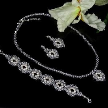 Komplet biżuterii model: 073